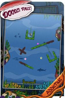 Doodle fall Les bons plans de lApp Store ce vendredi 18 novembre 2011