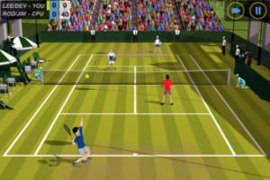 Flick Tennis 300x200 Les bons plans de lApp Store ce mercredi 2 novembre 2011