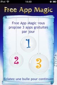 Free app magic Noël 200x300 Free App Magic edition Noël   Les meilleurs bons plans de Noël sur lApp Store (Gratuit)