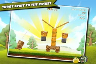Fruit cannon Les bons plans de lApp Store ce jeudi 17 novembre 2011