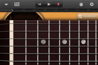 GarageBand GarageBand est maintenant disponible pour iPhone