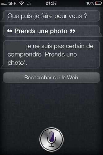 Siri Photo