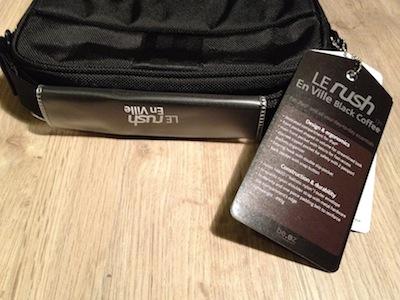 IMG 0612 Concours : Un sac LE Rush en Ville pour iPad à gagner (49,90€)