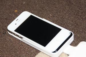 IMG 6645 Présentation de la housse iFans avec batterie intégrée (49,95€) en promotion !