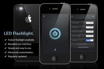 LED FlashLight Les bons plans de lApp Store ce samedi 12 novembre 2011