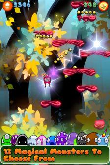 Monster magic Les bons plans de lApp Store ce vendredi 18 novembre 2011