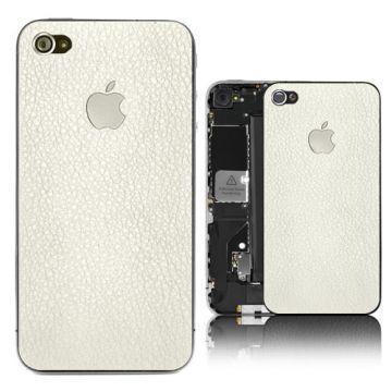 Motif cuir Envie dun iPhone pas comme les autres ? Essayez les nouvelles façades arrières pour iPhone 4 et 4S