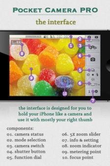 Pocket camera Les bons plans de lApp Store ce dimanche 6 novembre 2011