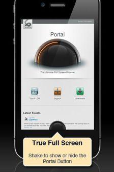 Portal full screen browser Les bons plans de lApp Store ce samedi 26 novembre 2011