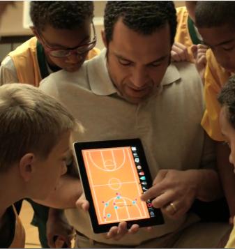 Pub Apple Love Apple : We love iPad !