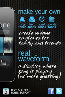 Ring.tone  Bons plans App Store exceptionnels pour ce vendredi de Black Friday ! (45 Apps)