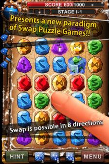Runemaster puzzle Les bons plans de lApp Store ce lundi 21 novembre 2011