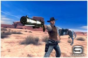 SIx gun 4 300x199 Six Guns, la guerre Cowboys vs. Zombies débarque bientôt sur lAppStore