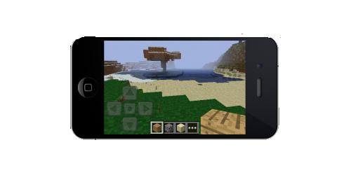 Sans titre 11 Minecraft sur iOS est enfin disponible !