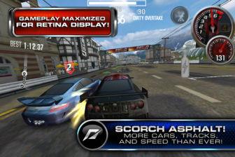 Shift 2 Les plus beaux jeux de lAppStore en promotion à 0,79€