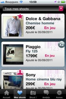 Shoot and win Les bons plans de lApp Store ce vendredi 18 novembre 2011