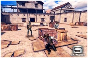 Six Guns 300x199 Six Guns, la guerre Cowboys vs. Zombies débarque bientôt sur lAppStore