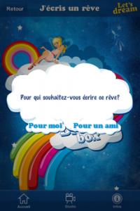 Test Lets Dream 05 200x300 [Test] Lets Dream, lapplication qui réalise vos rêves les plus fous (gratuit)