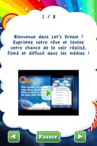Test Lets Dream 21 200x300 [Test] Lets Dream, lapplication qui réalise vos rêves les plus fous (gratuit)