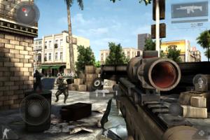 Test Modern Combat 07 300x200 [Test] Modern Combat 3: Fallen Nation   La nouvelle bombe de Gameloft (5,49€)