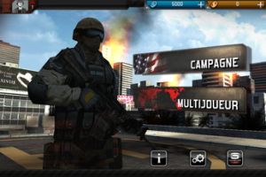 Test Modern Combat 29 300x200 [Test] Modern Combat 3: Fallen Nation   La nouvelle bombe de Gameloft (5,49€)