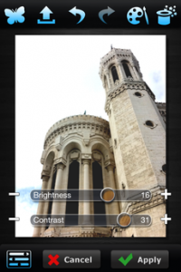 Test Perfect Photo 05 200x300 [Test] Perfect Photo: une application de retouche en promotion (0,79€)