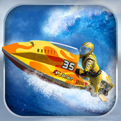 Test RiptideGP Test de Riptide GP: votre iPhone sait tout faire, même du jet ski! (2,39€)