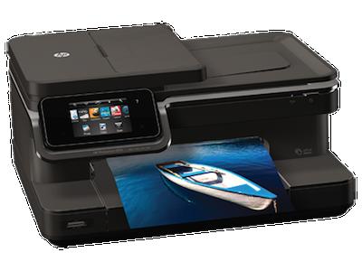 TestImprimanteHP001 Test de limprimante tout en un HP Photosmart 7510e, AirPrint sur iPhone