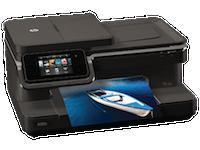 TestImprimanteHP002 Test de limprimante tout en un HP Photosmart 7510e, AirPrint sur iPhone