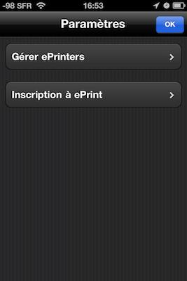 TestImprimanteHP007 Test de limprimante tout en un HP Photosmart 7510e, AirPrint sur iPhone