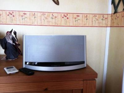 TestSounDock10 005 Test de lenceinte SoundDock 10 de Bose (600€)