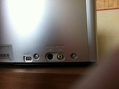 TestSounDock10 007 Test de lenceinte SoundDock 10 de Bose (600€)