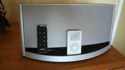 TestSounDock10 010 Test de lenceinte SoundDock 10 de Bose (600€)