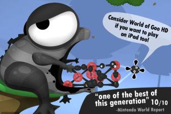 World of goo Les plus beaux jeux de lAppStore en promotion à 0,79€