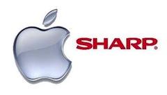 apple and sharp Sharp nouveau fournisseur décrans pour Apple ?