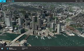 article 3D apple carte1 Apple rachète C3 technologies et investit dans la technologie 3D ! Pour liOS 6 ?