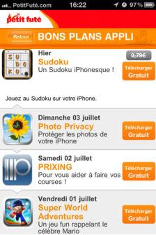bon plan petit fute Petit futé bons plans (Gratuit)   Les célèbres guides sessayent à lApp Store !