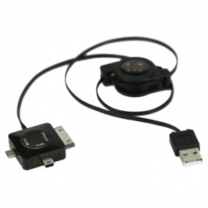 brainwizz 5 Découvrez le Câble de recharge universel pour liPhone et les autres appareils (14,95€)