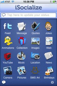 iSocialize Les bons plans de lApp Store ce vendredi 18 novembre 2011