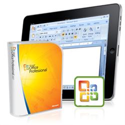 ipad Office Office sur iPad : disponible en 2012?