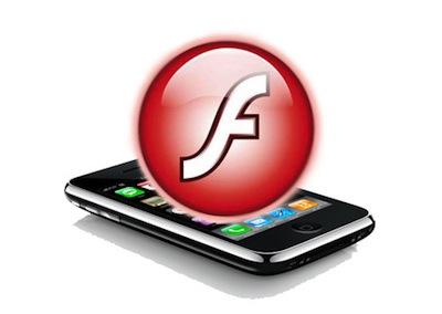 iphone flash player Adobe abandonne Flash Player sur mobile : Une victoire pour Steve Jobs et Apple