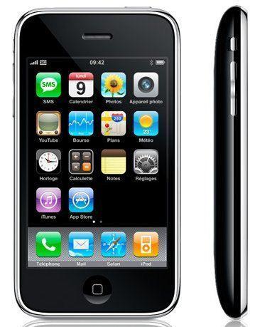 iphone liPhone 3GS gratuit en Suisse... Mais pas encore en France !