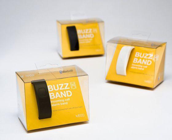 mb20 1 Promo Flash : Le Bracelet vibrant Buzzband soldé à 20% ce Week end !