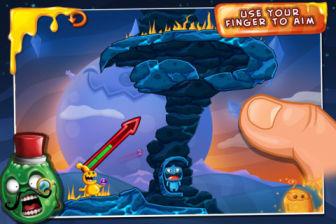 monster island Les bons plans de lApp Store ce lundi 28 novembre 2011
