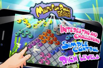 mystic fish puzzle Les bons plans de lApp Store ce jeudi 3 novembre 2011