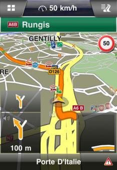 navigon France Navigon passe en version 2.0 et se met au régime !