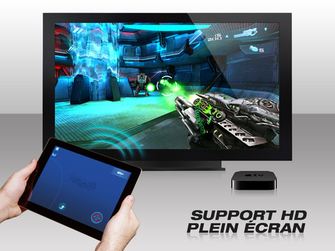 novacontrol Mise à jour N.O.V.A. 2 HD : AirPlay et iCloud