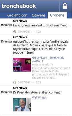 rtonchebook Test de Groland : Pour tous les fans de l'émission de Canal + (gratuite)