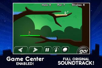 super stickman golf Les bons plans de lApp Store ce jeudi 3 novembre 2011