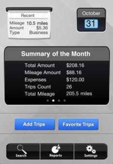 tri miles Les bons plans de lApp Store ce lundi 28 novembre 2011